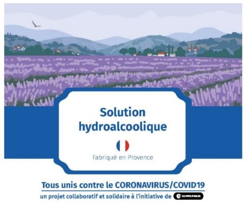 Covid-19 Projet collaboratif et solidaire
