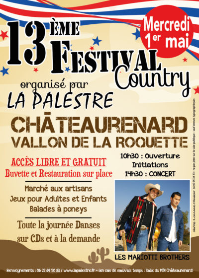 Festival-Country-Chateaurenard-2019