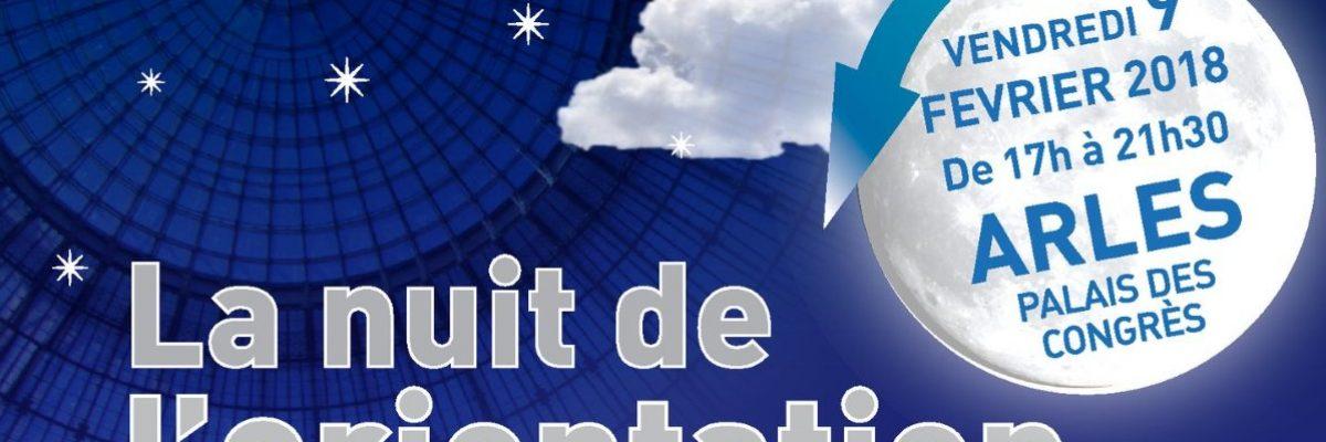 La Nuit de l'Orientation Au Palais des Congrès d'Arles