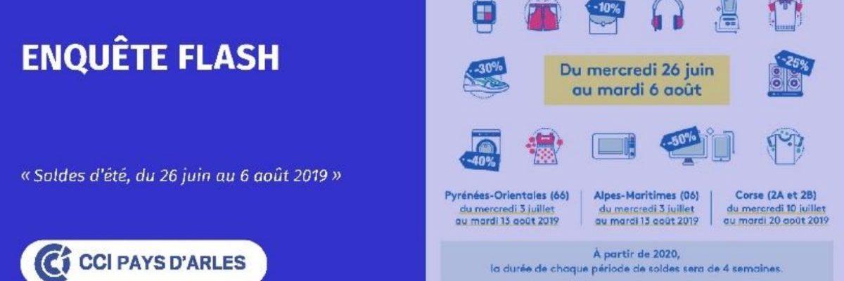 Soldes 2019 : la CCI du Pays d'Arles