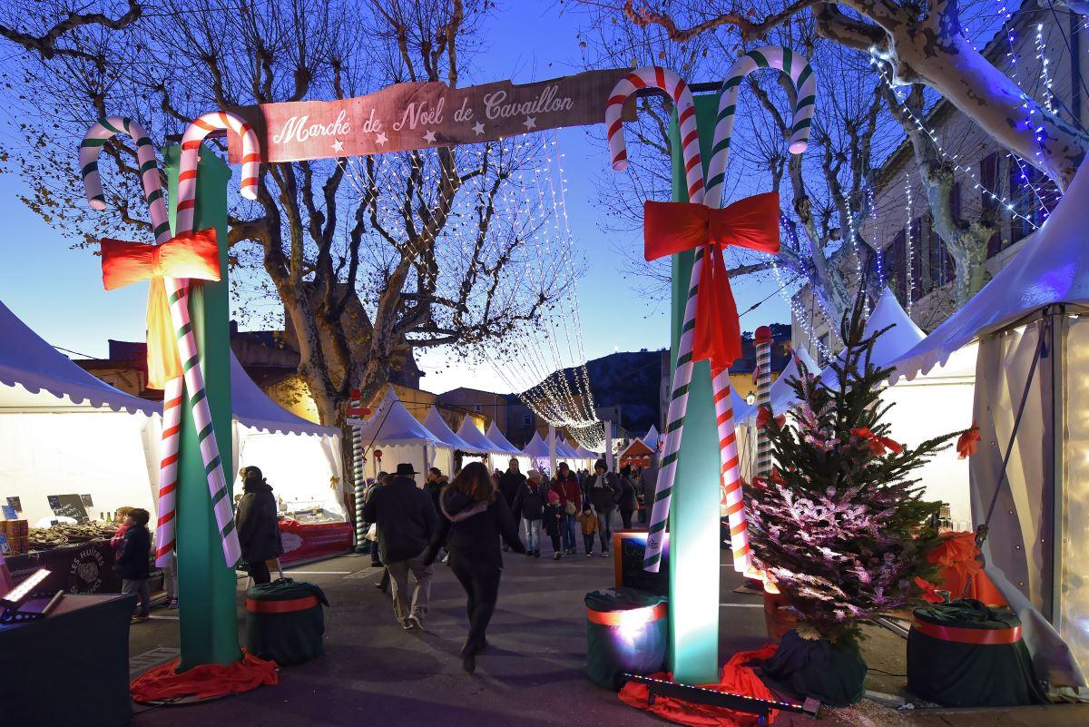 Marché de Noël de Cavaillon
