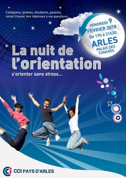 Nuit Orientation Arles 2018