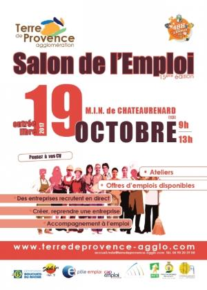 Salon emploi 19 10 2017 esprit provence for Salon recrutement 2017
