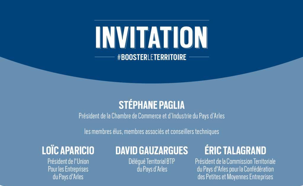 Soirée des Entreprises Arles 2eme édition